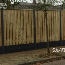 hout beton dubbele onderplaat antraciet